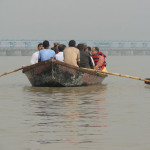 Checking-the-pollution-points-in-the-River-Ganga-i-Kanpur