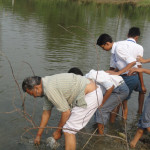 Cleaning-of-River-with-Youth-in-Pune