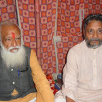 Dr.-G-D-Agarwal-on-Fast-unto-Death-for-River-Ganga