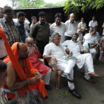 Central-Environment-Minister-with-Rajendra-Singh-in-Haridwar