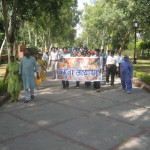 Footmarch-for-River-Yamuna