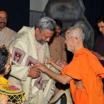 Honored By Sri Pejwar Swami ji