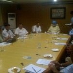 Meeting with Planning Commission